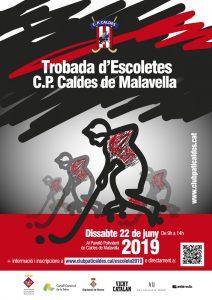 Torneig Escoletes 2019 C.P. Caldes de Malavella Hoquei Patins